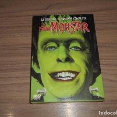 Cine: LA FAMILIA MONSTER TEMPORADA 2 COMPLETA 6 DVD UNIVERSAL COMO NUEVA . Lote 191167040