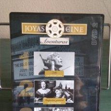 Cine: JOYAS DEL CINE (ZULU, INSPECTOR GENERAL Y SANGRE SOBRE EL SOL) EN DVD // PROMOCIÓN EN LOS ENVÍOS. Lote 191213491