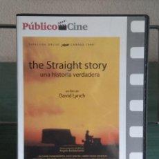 Cine: UNA HISTORIA VERDADERA - STRAIGHT STORY EN DVD // PROMOCIÓN EN LOS ENVÍOS. LEER DESCRIPCIÓN. Lote 191213822