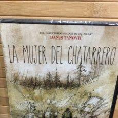 Cine: LA MUJER DEL CHATARRERO ( VOSE ) DVD - PRECINTADO -. Lote 191214272