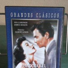 Cine: PANDORA Y EL HOLANDES ERRANTE EN DVD // PROMOCIÓN EN LOS ENVÍOS. LEER DESCRIPCIÓN. Lote 191214308