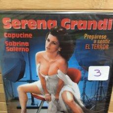 Cine: CRIMENES EN PORTADA ( DIR. LAMBERTO BAVA ) DVD - PRECINTADO -. Lote 191214487