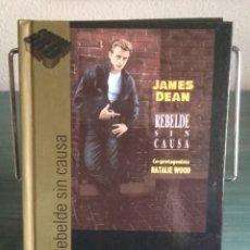 Cine: REBELDE SIN CAUSA (DIGIBOOK) EN DVD LIBRO // PROMOCIÓN EN LOS ENVÍOS. LEER DESCRIPCIÓN. Lote 191214752