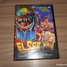 Cine: EL SER DVD TERROR EROTICA NUEVA PRECINTADA. Lote 191333260