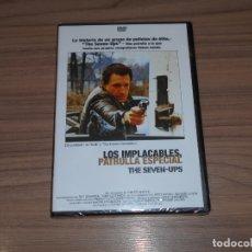 Cine: LOS IMPLACABLES PATRULLA ESPECIAL DVD DEL PRODUCTOR DE BULLIT NUEVA PRECINTADA. Lote 191336123