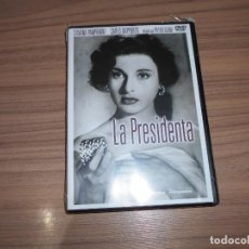 Cine: LA PRESIDENTA DVD SILVANA PAMPANINI NUEVA PRECINTADA. Lote 191350735