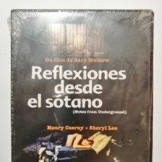 Cine: DVD REFLEXIONES DESDE EL SÓTANO. Lote 191356052