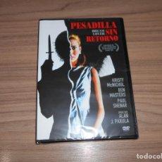Cine: PESADILLA SIN RETORNO DVD TERROR NUEVA PRECINTADA. Lote 191364818