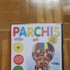 Cine: PELICULA DVD - PARCHIS. LAS LOCURAS DE PARCHIS. DVD + CD CON CANCIONES. JAVIER AGUIRRE. PRECINTADA. Lote 191441596