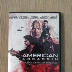 Cine: DVD AMERICAN ASSASSIN. // ENVIO CERTIFICADO INCLUIDO. Lote 191563446