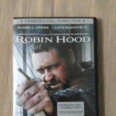 Cine: DVD ROBIN HOOD. // ENVIO CERTIFICADO INCLUIDO. Lote 191565760