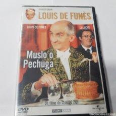 Cinema: (B84) MUSLO O PECHUGA - DVD NUEVO PRECINTADO. Lote 191590890