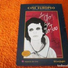 Cine: LOS OJOS SIN ROSTRO / TODO UN CLASICO DEL CINE FRANCES V.O. S. Lote 191655687