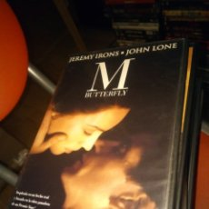 Cine: M BUTTERFLY DVD DAVID CRONENBERG. Lote 191655966