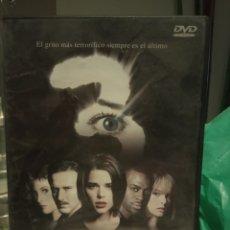 Cine: SCREAM 3 EDICION ESPECIAL DVD + MULTITUD DE EXTRAS WES CRAVEN. Lote 191750858