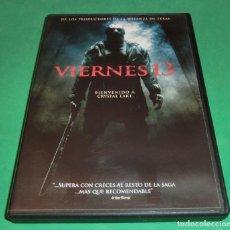 Cine: DVD VIERNES 13 BIENVENIDOS A CRYSTAL LAKE (UN SOLO PASE) PERFECTO ESTADO!!!. Lote 191869231