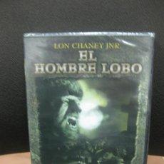 Cine: EL HOMBRE LOBO. LON CHANEY JNR. DVD CON MATERIAL ADICIONAL. PRECINTADO.TERROR.. Lote 191955923