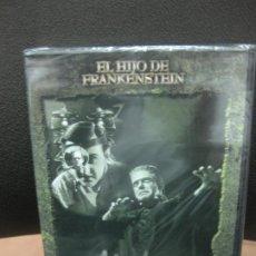 Cine: EL HIJO DE FRANKENSTEIN - EL FANTASMA DE FRANKENSTEIN 2 DVD'S. PRECINTADO.TERROR.. Lote 191956142