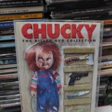 Cine: CHUCKY THE KILLER DVD COLLECTION. Lote 191971111
