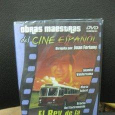 Cine: EL REY DE LA CARRETERA. JUANITO VALDERRAMA. DVD OBRAS MAESTRAS DEL CINE ESPAÑOL.. Lote 191972600
