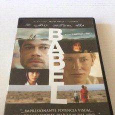 Cine: DVD BABEL - BRAD PITT CATE BLANCHETT . Lote 192013916