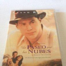 Cine: DVD UN PASEO POR LAS NUBES - KEANU REEVES AITANA SANCHEZ GIJON. Lote 192014022