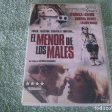Cine: EL MENOR DE LOS MALES / CARMEN MAURA. Lote 192014772
