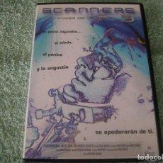 Cine: ESCANNERS 3 / DVD. Lote 192014851