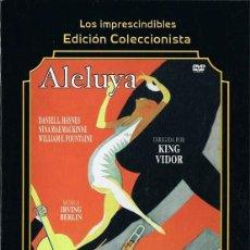 Cine: ALELUYA EDICIÓN COLECCIONISTA. Lote 192068101