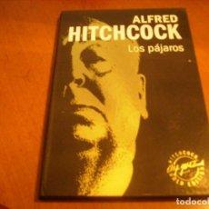 Cine: ALFRED HITCHCOCK / LOS PAJAROS / DVD + LIBRO / . Lote 192126168