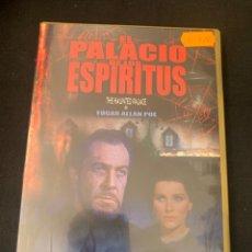 Cine: (S331) EL PALACIO DE LOS ESPÍRITUS ( DVD SEGUNDA MANO ). Lote 192126300