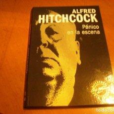 Cine: ALFRED HITCHCOCK / PANICO EN LA ESCENA / DVD + LIBRO / . Lote 192126350