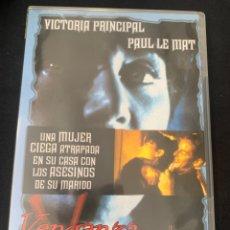 Cine: (S331) VENGANZA EN LA OSCURIDAD ( DVD SEGUNDA MANO ). Lote 192126373