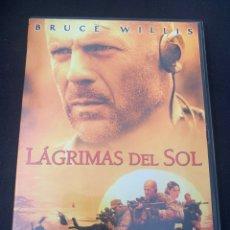 Cine: (S331) LÁGRIMAS DEL SOL ( DVD SEGUNDA MANO ). Lote 192126413