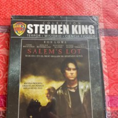 Cine: SALEM 'S LOT COLECCIÓN STEPHEN KING DVD PRECINTADO. Lote 192224435