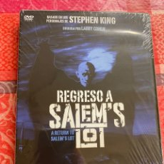 Cine: REGRESO A SALEM'S LOT DVD PRECINTADO. Lote 192325956