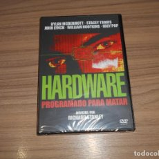 Cine: HARDWARE PROGRAMADO PARA MATAR DVD NUEVA PRECINTADA. Lote 233418860