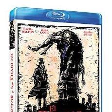 Cinema: EL DOCTOR Y LOS DIABLOS [BLU-RAY]. Lote 253254740