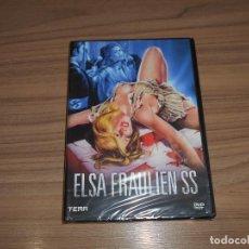 Cinéma: ELSA FRAULIEN SS DVD NAZIS NUEVA PRECINTADA. Lote 192543211