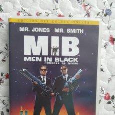 Cine: DVD MEN IN BLACK EDICIÓN ESPECIAL, CIENCIA FICCION, WILL SMITH. Lote 192575943