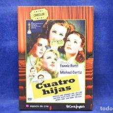 Cinema: CUATRO HIJAS - DVD . Lote 192660255