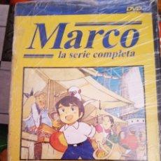 Cine: MARCO - LA SERIE COMPLETA - 13 DVD - 52 EPISODIO - SIN DESPRECINTAR - PLANETA JUNIOR. Lote 192754810