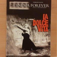 Cine: LA DOLCE VITA 2 DVD FEDERICO FELLINI, MASTROIANNI ANITA EKBERG, ANOUK AIMÉE. Lote 192861967