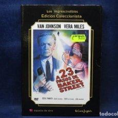 Cinema: A 23 PASOS DE BAKER STREET (EDICIÓN COLECCIONISTA) - DVD . Lote 192864291