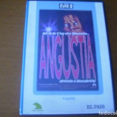 Cine: ANGUSTIA / DVD. Lote 193026860
