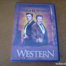 Cine: DUELO DE TITANES / DVD . Lote 193035962