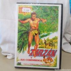 Cinema: (B96) TARZÁN Y SUS COMPAÑEROS - DVD NUEVO PRECINTADO. Lote 193074831