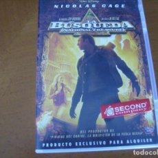 Cine: LA BUSQUEDA / NICOLAS CAGE DVD . Lote 193191121