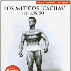 Cine: PACK MITICOS CACHAS 6 DVD -HERCULES - MACISTE - ROCHA EL HIJO DE SANSON... PEPLUM CINE DE CULTO. Lote 193240806