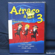Cinema: ATRACO A LAS 3 - DVD . Lote 193255955